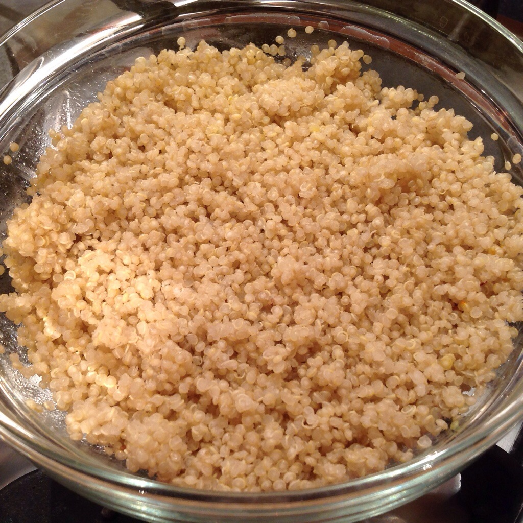 Don't Cook Quinoa As It Says On The Pack!!!